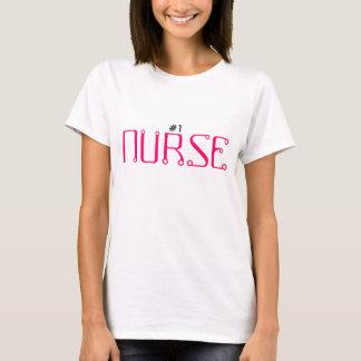#1 Nurse T-Shirt