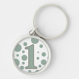 1-One Key Ring