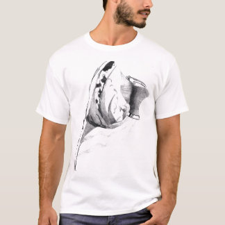 1Intelligent Dino T-Shirt