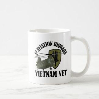 1st AVN BDE Vietnam CH-47 (Subdued) Coffee Mug