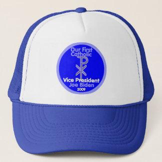 1st CATHOLIC  VP Hat