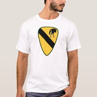 1st CAV color.png T-Shirt