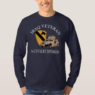1st Cav Iraq Vet T-Shirt