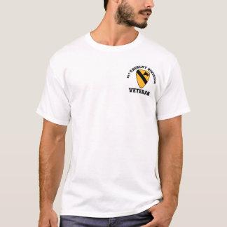 1st Cav Vet - College Style T-Shirt