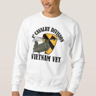 1st Cav Vietnam Vet - CH-47 Sweatshirt