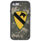 "1st Cavalry Division ""First Team"" Digital Camo Tough Xtreme iPhone 6 Case"