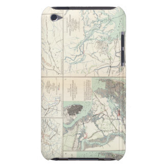 1st Corps Army of Virginia Secessionville iPod Touch Cases