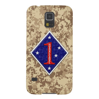 """1st Marine Division """"The Old Breed"""" Galaxy S5 Cases"""