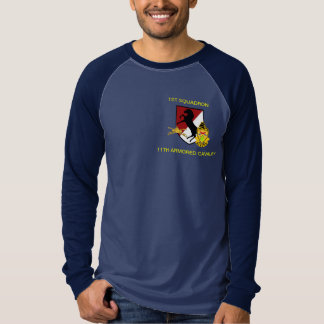 1ST SQUADRON 11TH ARMORED CAVALRY L/S SHIRT