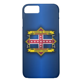 1st Tennessee Volunteer Infantry iPhone 7 Case