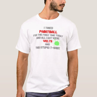 1st Time Baller T-Shirt