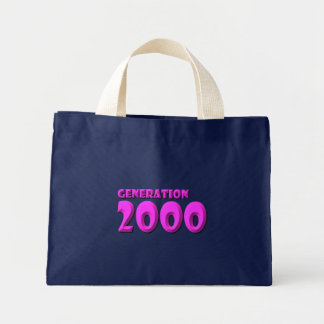 2000 CANVAS BAGS