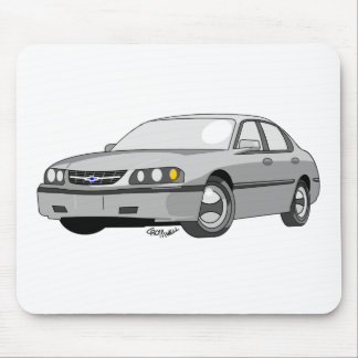 2000 Chevrolet Impala Mouse Pad