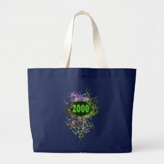 2000 - Colorful retro - Tote Bags