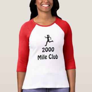 2000 Mile Club Tee Shirt