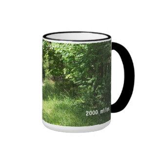 2000 Miler Appalachian Trail Ringer Mug
