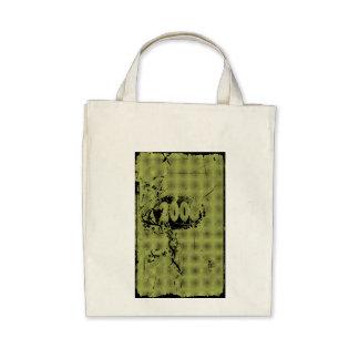 2000 - Olive vintage retro - Tote Bags