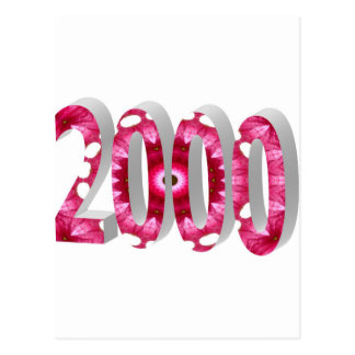2000 POSTCARD