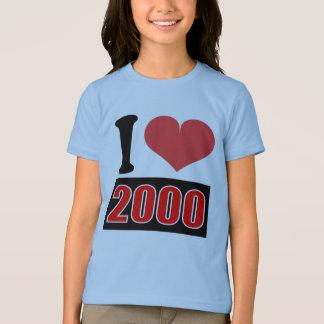 2000 - T-shirt