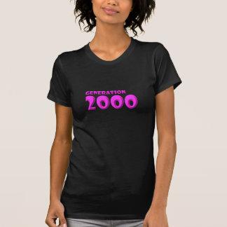 2000 TEE SHIRT