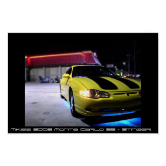2002 Monte Carlo SS Poster