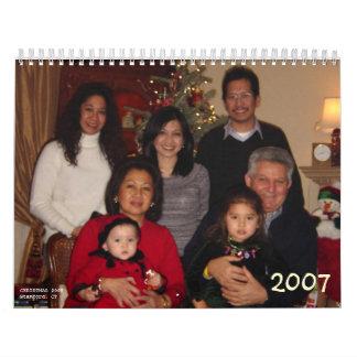 2007 Yoya Papou Calendar