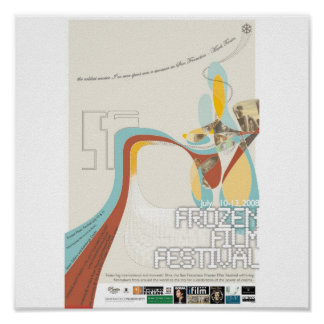 2008 San Francisco Poster-SFFFF Poster