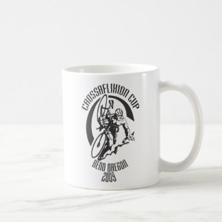 2009 Crossaflixion Cup Cup! Basic White Mug