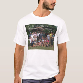 2010 Mildenberg Family Reunion T-Shirt