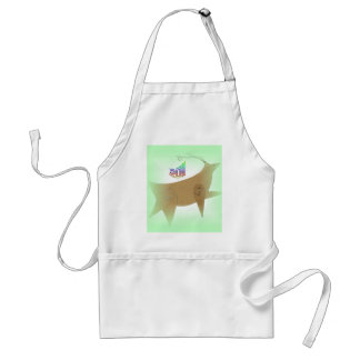 2011 OR ADD YOUR TOUCH STANDARD APRON
