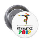 2012: Gymnastics Button