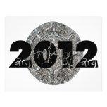 2012 Mayan Calendar 21.5 Cm X 28 Cm Flyer