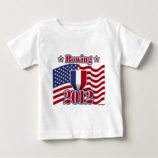 2012 Rowing Baby T-Shirt