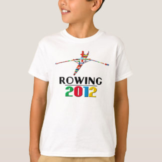 2012: Rowing T-Shirt