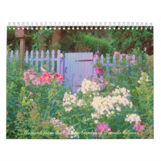 2013 The Cottage Garden of Trendle Ellwood Revised Calendars