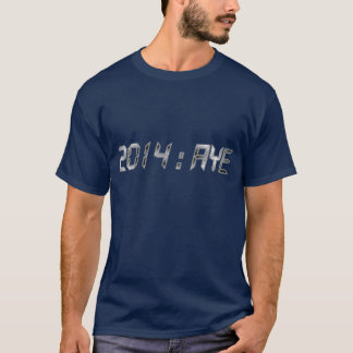 2014:AYE silver T-Shirt