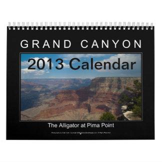 2014 Grand Canyon Calendar