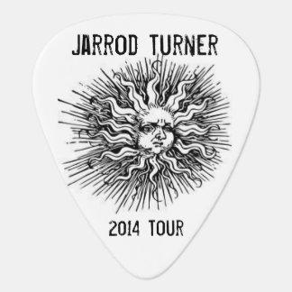 2014 Tour Guitar Pick
