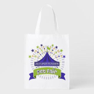 2015 Pottstown Pet Fair Reusable Bag