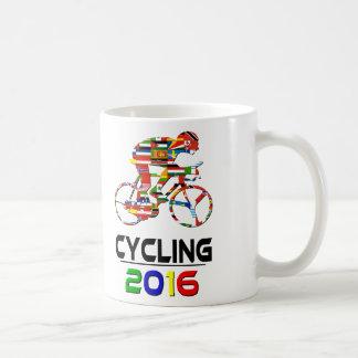 2016: Cycling Coffee Mug