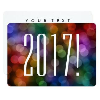 2017 bokeh card