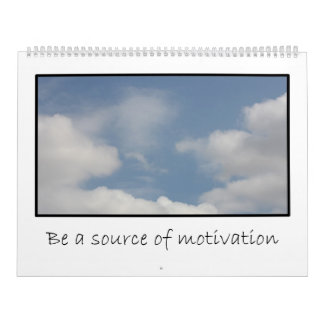 2017 Messages of Volunteer Motivation Wall Calendars