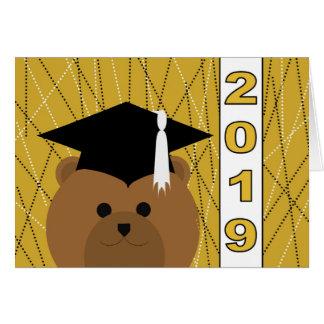 2019 Graduation Congratulations Card