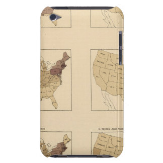 205 Manufactures/sq mile iPod Case-Mate Case