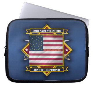20th Maine Volunteers Laptop Sleeve