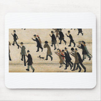 21st Century LS Lowry Mouse Pad