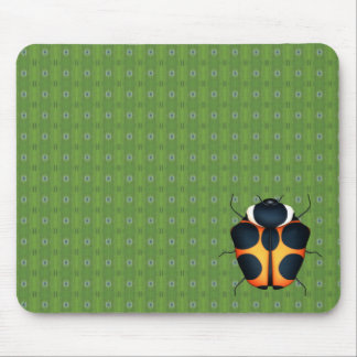 22 Yellow Rainbow bugs Table Pad/floor protection Mouse Pad
