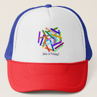 24th Birthday Gifts Trucker Hat