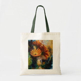 2549 Serendipitous Midday Marigold design tote bag