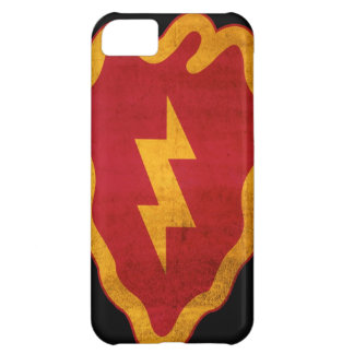 25th Infantry vintage for IPhone 5 Case